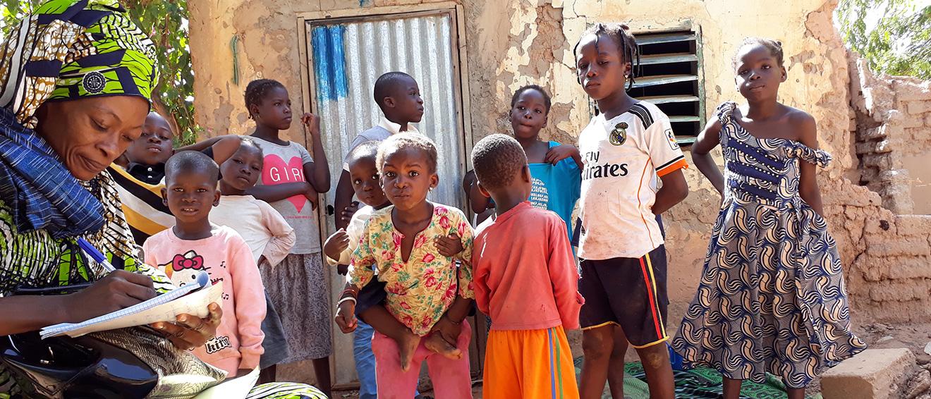 Permalink to:Le Service Social et les enfants